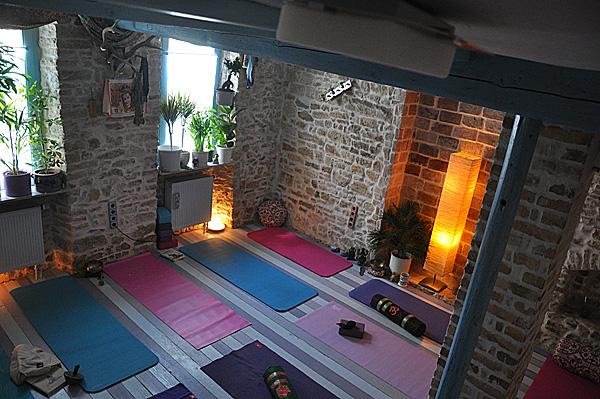 Yogaraum 1